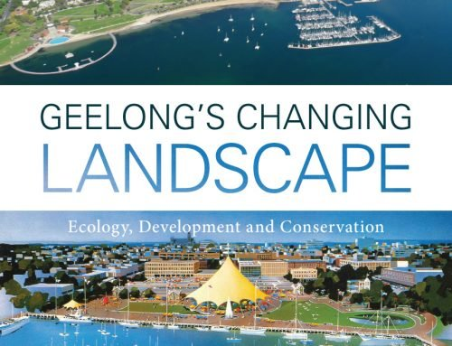 Geelong's changing landscape detailed in book by Deakin researchers