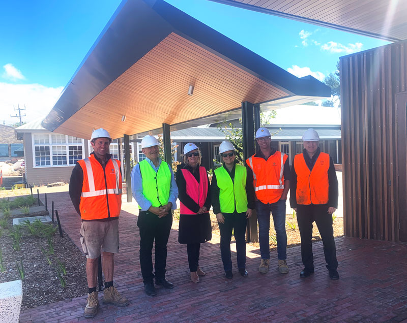 Geelong College Visit