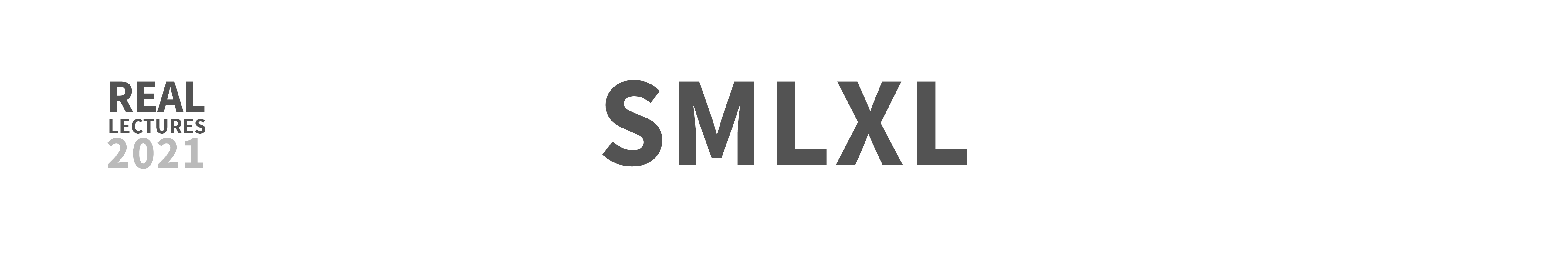 Blog Title, Real Lectures SMLXL