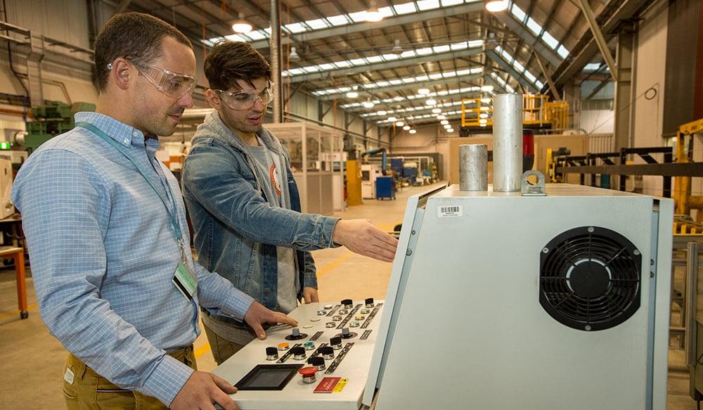 Aluminium research at Deakin University