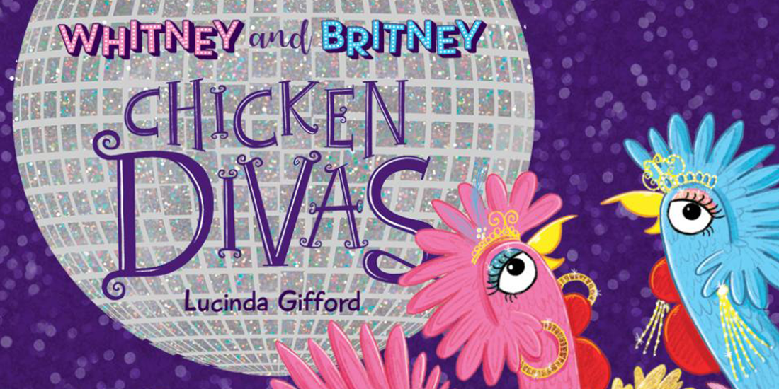 Whitney and Britney Chicken Divas book cover