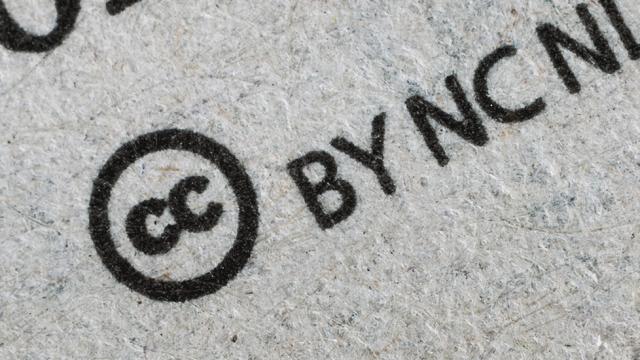 image of copyright notice