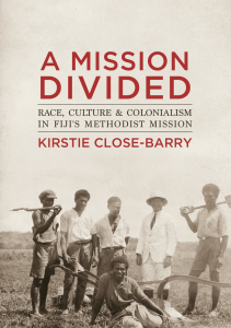 BARRY, K Mission Divided Cover Image
