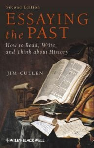 CULLEN, J Essaying the Past Cover Image