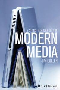CULLEN, J Short History Modern MediaCover Image