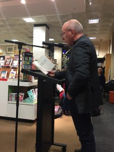 Paul Hetherington reads an excerpt from his book Moonlight on Oleander