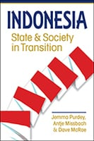 book cover for Indonesia State and Society in Transition
