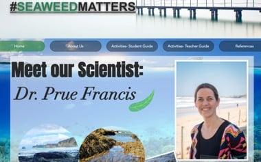 Seaweed Matters
