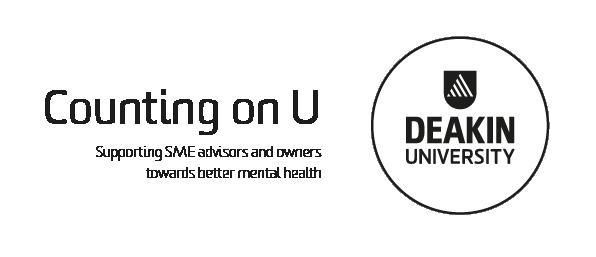 Counting on U logo