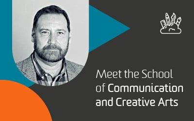 Meet Richie Barker: Brand communicator