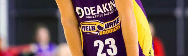 Women in sport - Melbourne Boomers 23