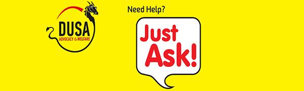 Dusa-Advocacy-JustAsk-Strip