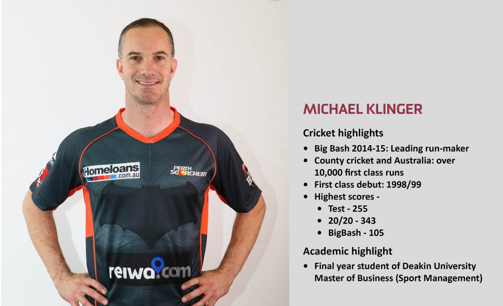 Michael Klinger highlights
