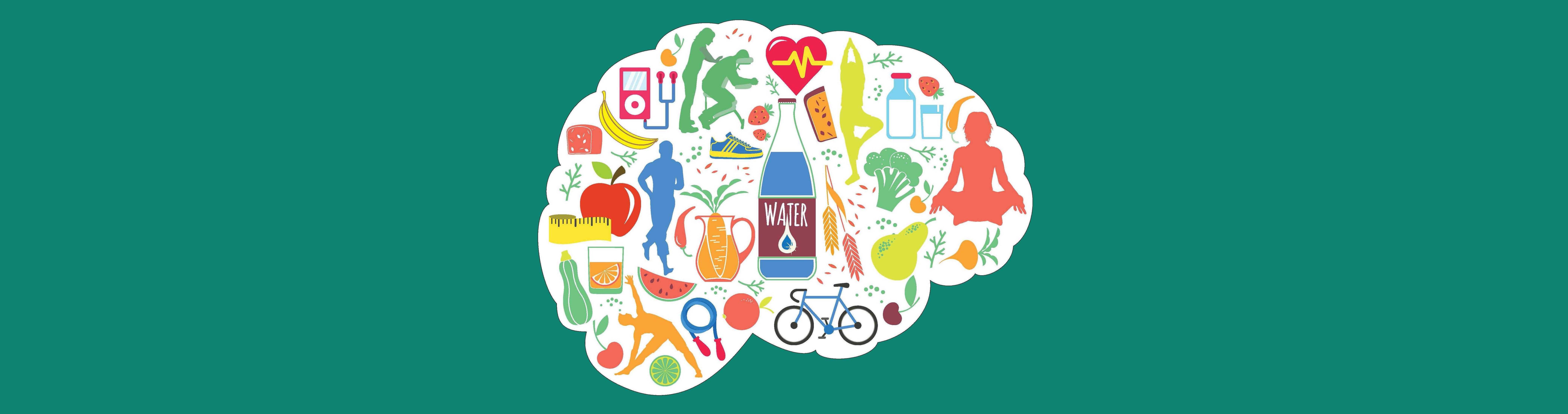 The Mind Matters brain logo