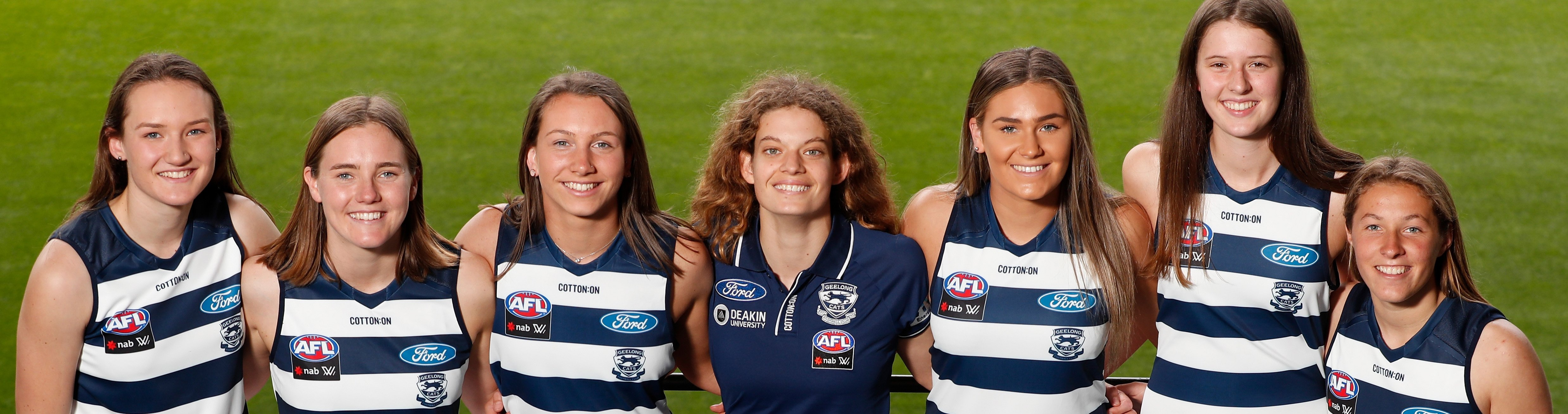 Meet the stars of the AFLW
