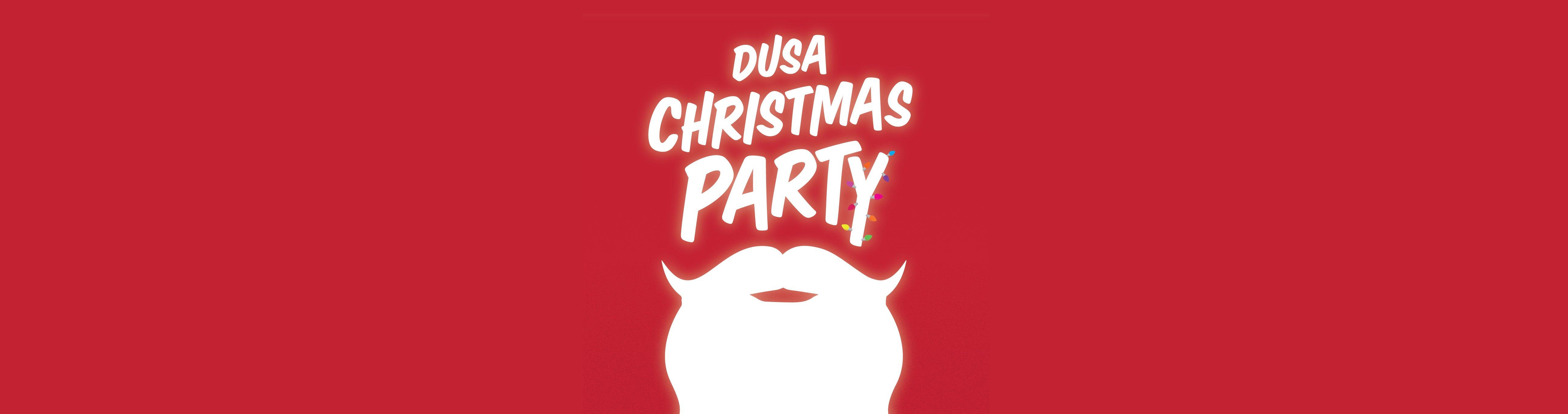 DUSA xmas party