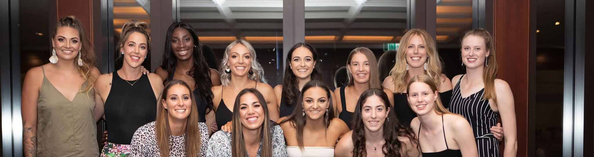 The Boomers at Presentation Night