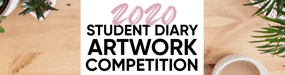 2020 diary artwork competition