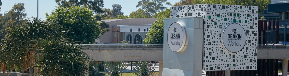 deakin parking