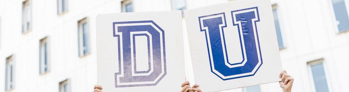 DU sign