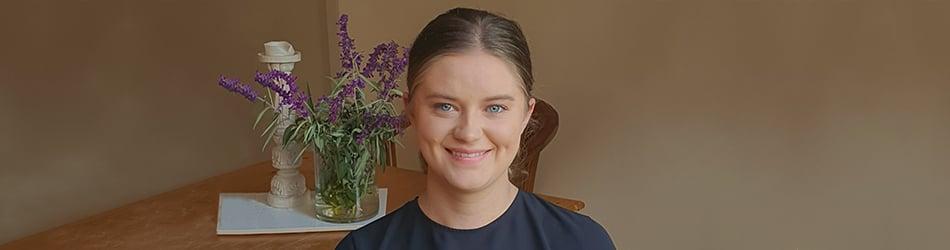 Jess Glasson SEBE Student