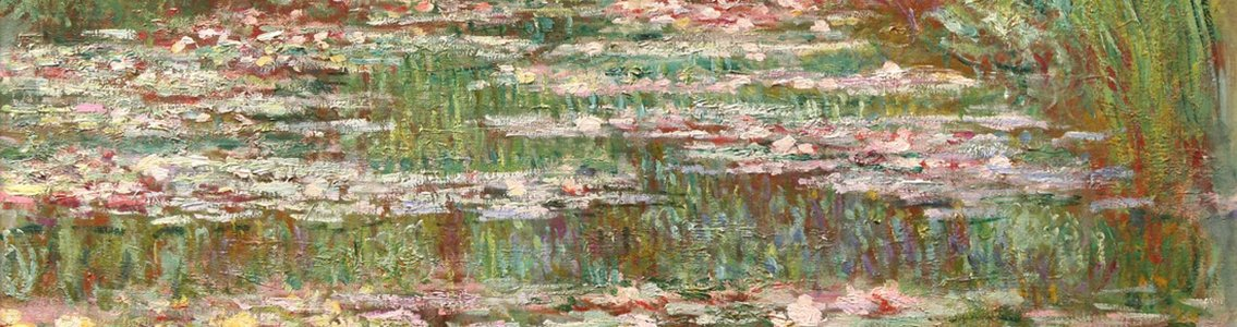 One of Monet's 'Water Lilies' paintings