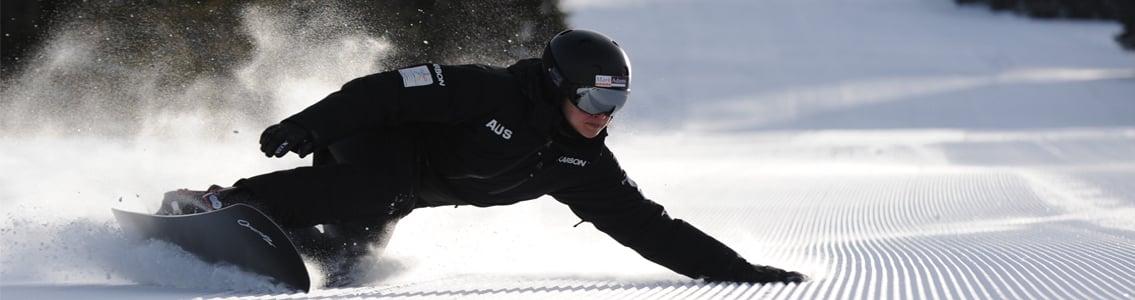 Snowboarder Belle Brockhoff1