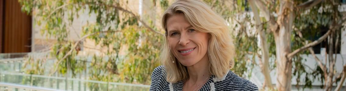 Prof Rachel Huxley, Executive Dean of the Faculty of Health
