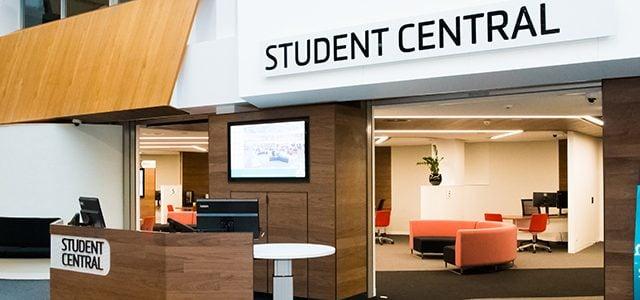 Student Central Burwood