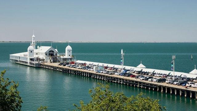 Cunningham Pier, Geelong Waterfront