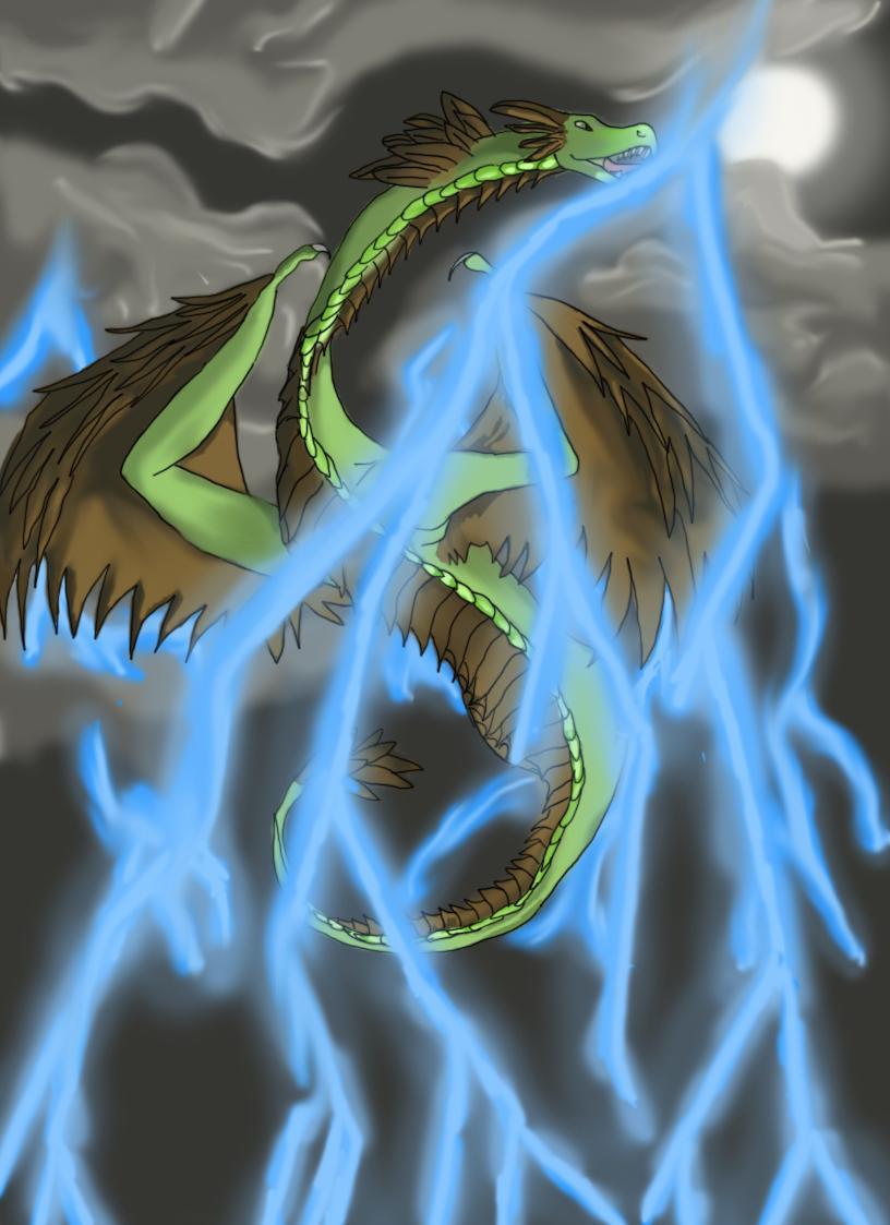 lightning-dragon