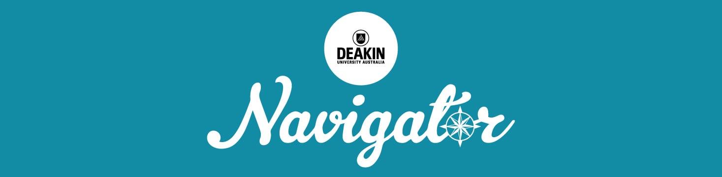 Deakin Navigator -
