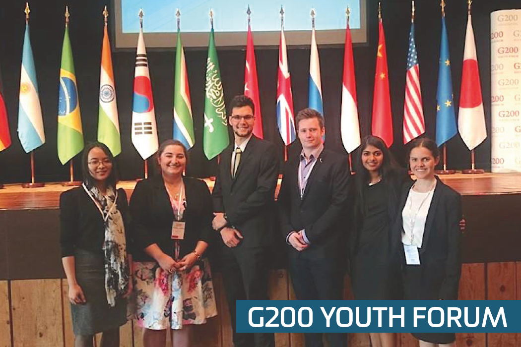 Deakin Young Leaders Contribute to Global Issues | Deakin Navigator