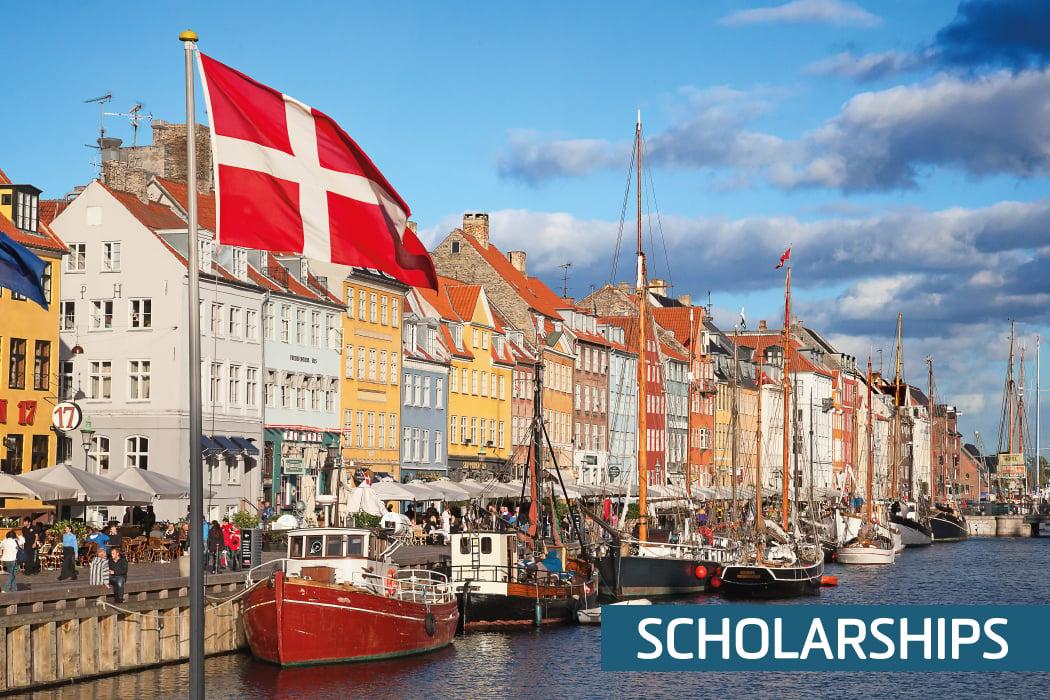 بورس تحصیلی دانمارک