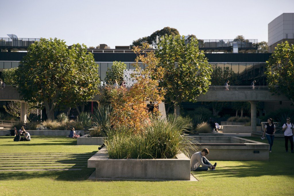 Deakin's Waurn Ponds campus in Geelong