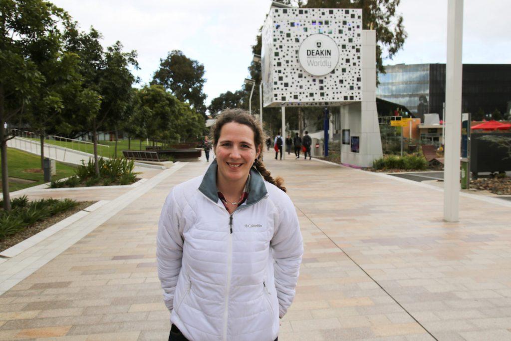 At the Melbourne Burwood Campus