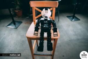 our robot needs a name