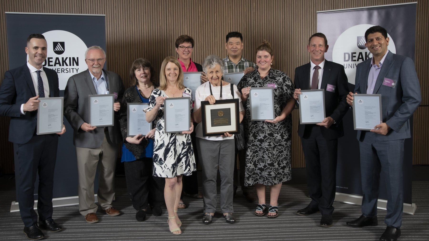 Teaching award 2019